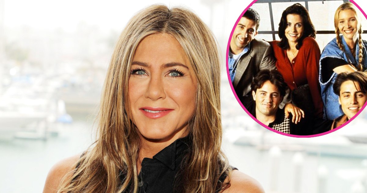 Jennifer Aniston: Yep, the Entire 'Friends' Cast Just Reunited