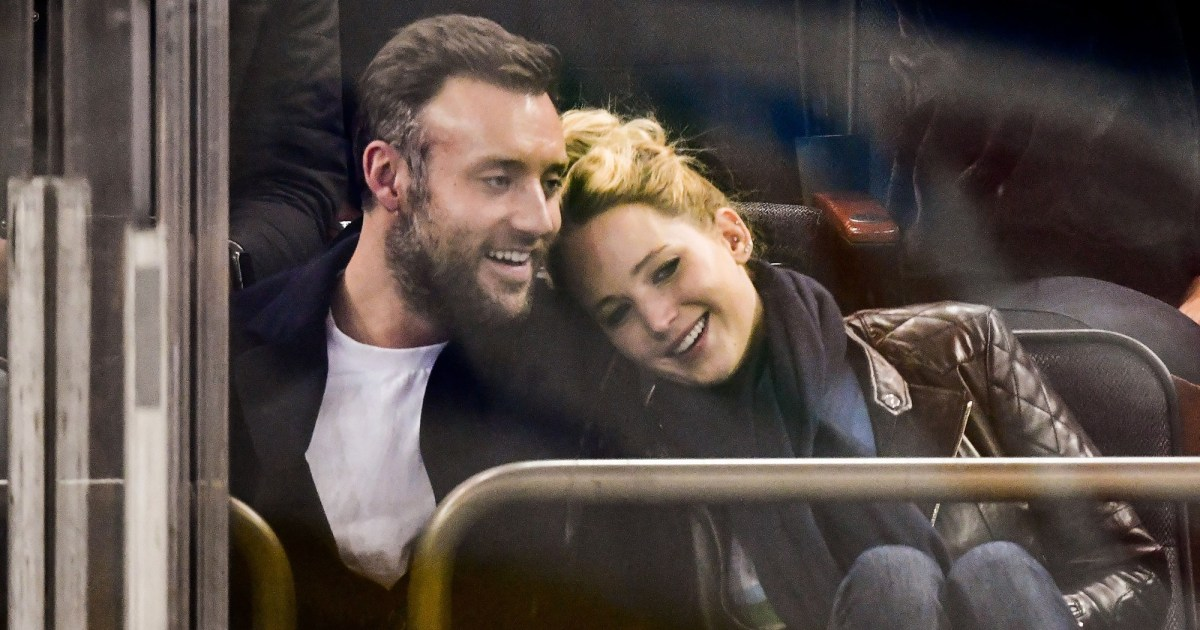 Find Out When Jennifer Lawrence and Cooke Maroney Are Set to Wed
