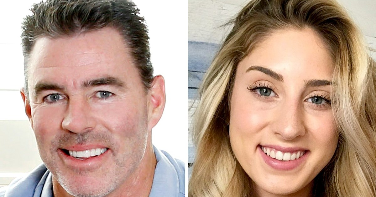 Jim Edmonds Clarifies Why He Was Spotted With Nanny at Hockey Game