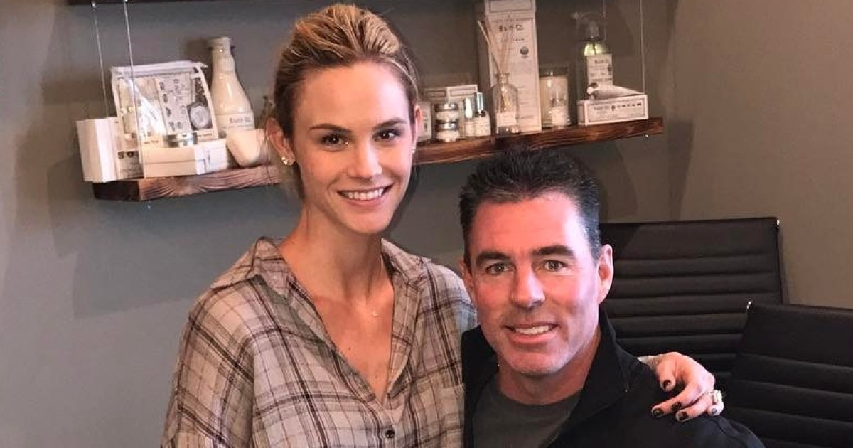 Jim Edmonds Admits Meghan Drama 'Spiraled Out of Control': Read Statement