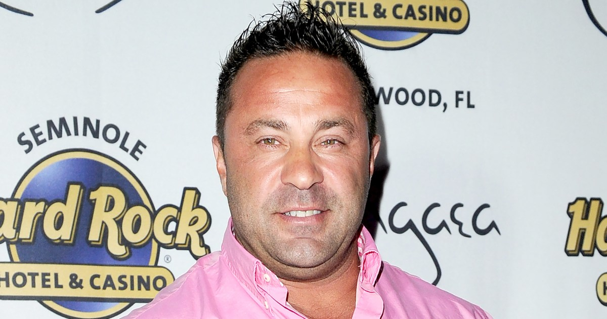 Joe Giudice Speaks Out From Italy: 'People Make Mistakes'