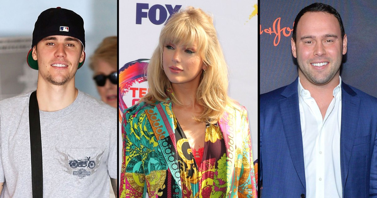Justin Bieber Mocks Taylor Swift's Post-Surgery Video After Scooter Drama