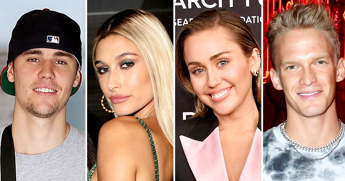 Justin Bieber Wants to Double Date With Hailey, Miley and Cody Simpson