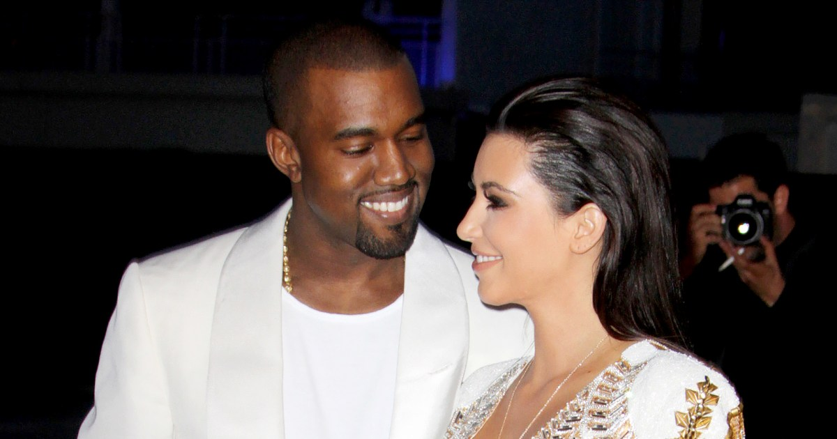 Kanye West Describes His First 'Magnetic Attraction' to Kim Kardashian