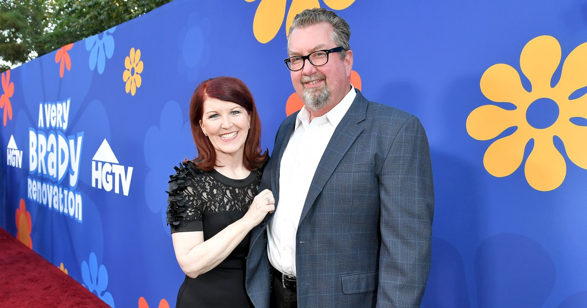 DWTS' Kate Flannery Met Boyfriend Chris Haston on 'The Office'