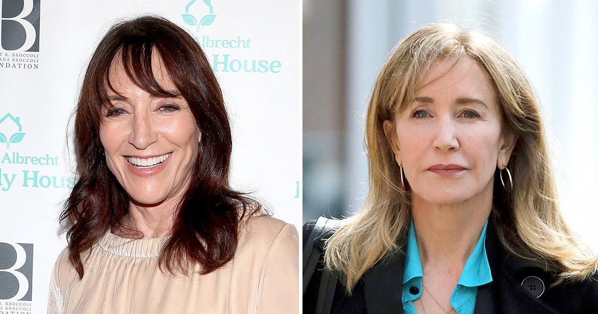 Katey Sagal Is 'Glad' Felicity Huffman Is Out of Jail: 'She Made Amends'
