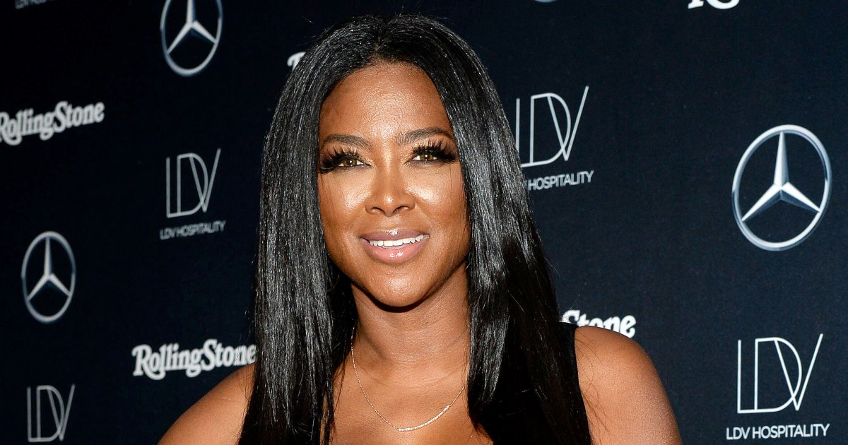 Kenya Moore Announces Partnership With Baby Question Foundation