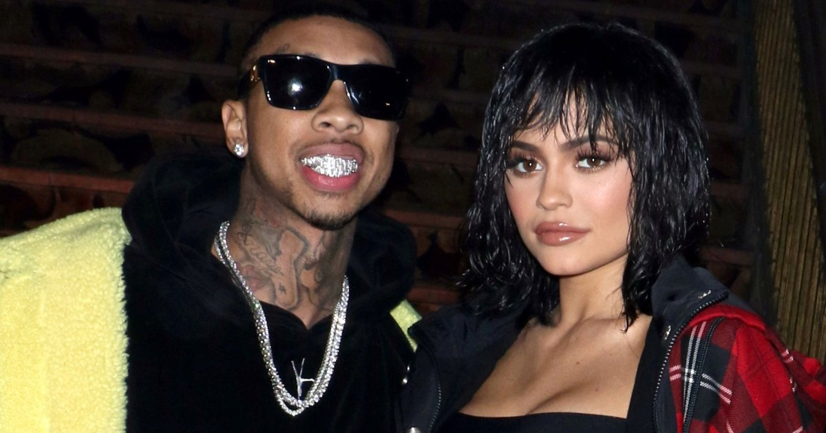 Kylie Jenner, Tyga Parties at the Same Club After Travis Scott Split