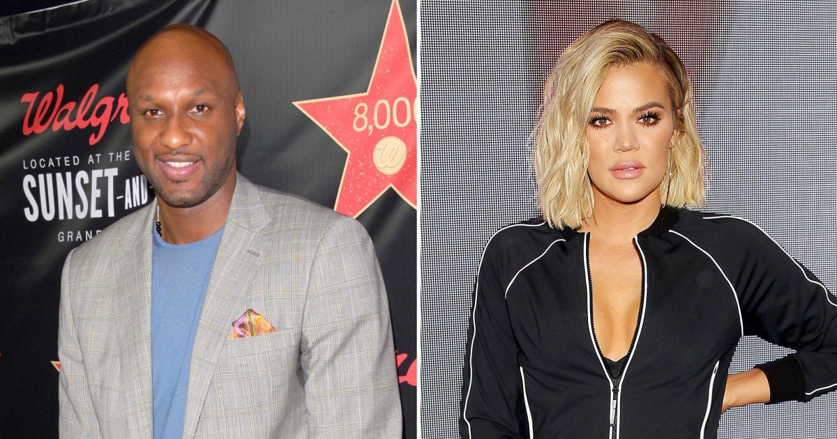 Lamar Odom: I Wish I Ran Into Khloe Kardashian at Hyde