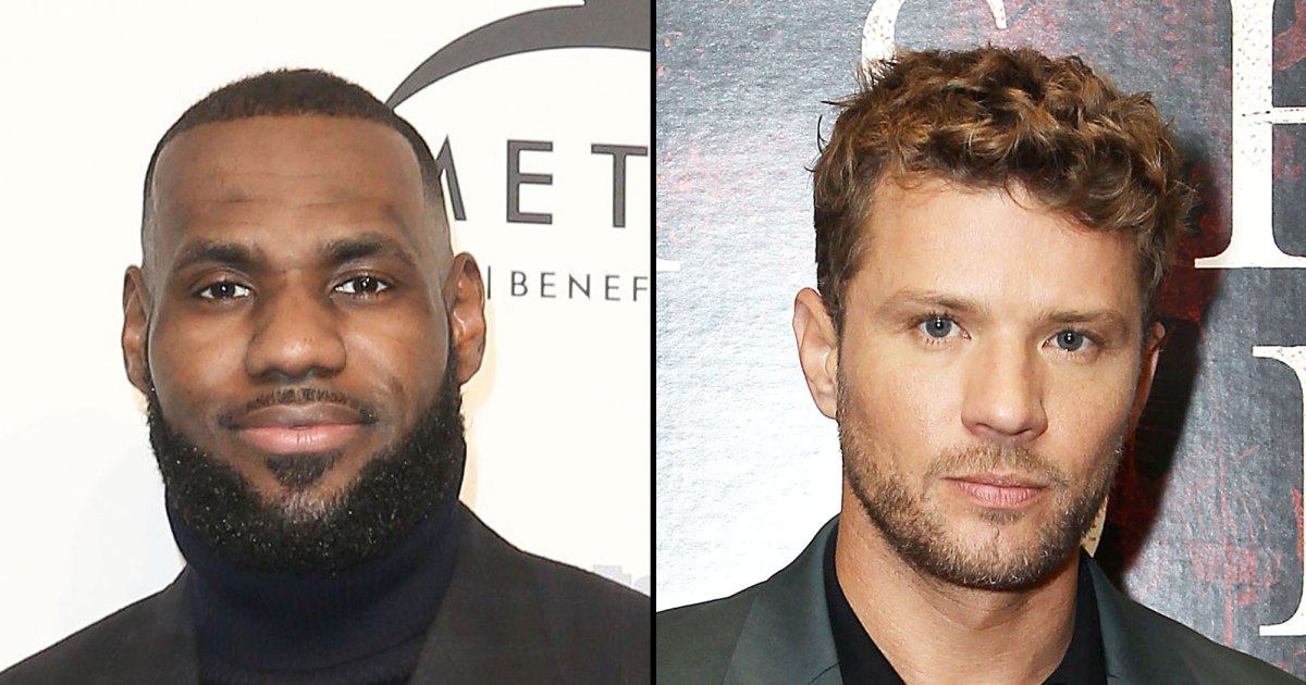 LeBron James, Ryan Phillippe and More Evacuate Homes Amid L.A. Wildfire