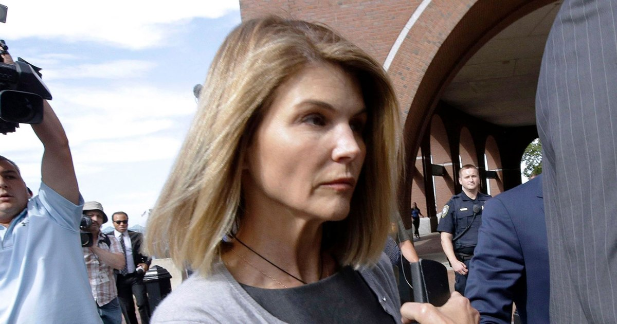 Lori Loughlin Is 'Absolutely Terrified' After Being Hit With New Charge