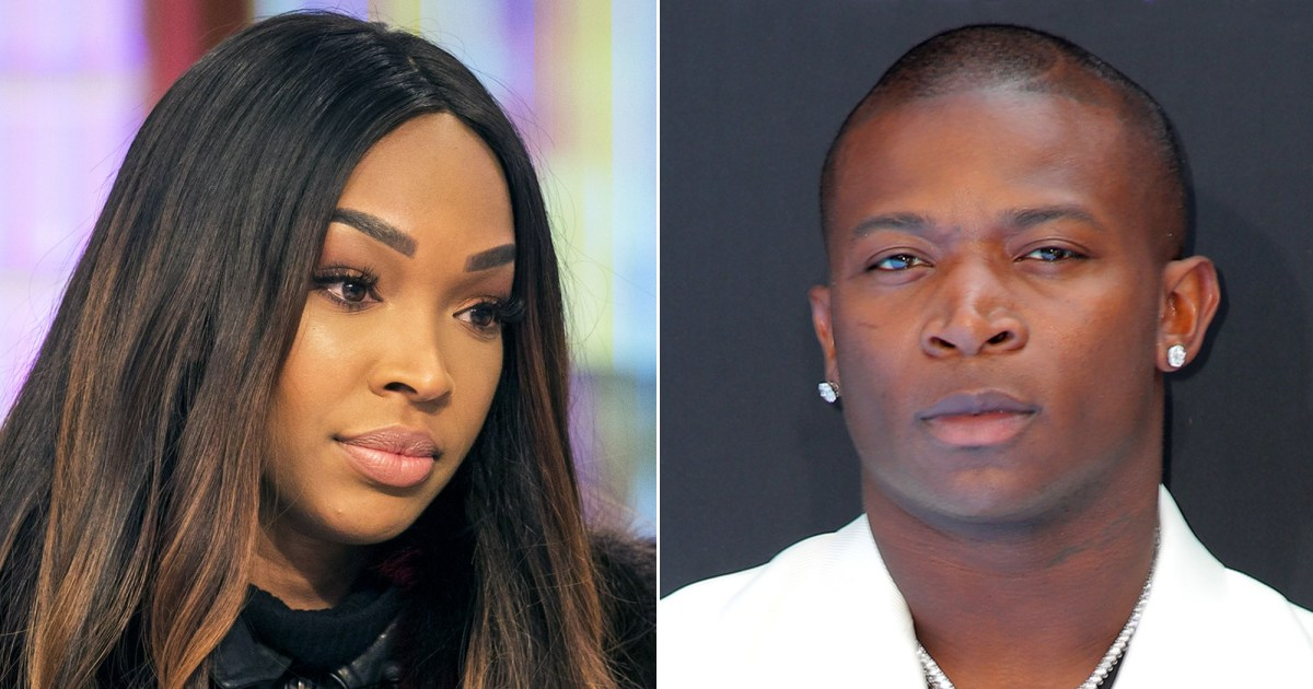 Malika Haqq Didn't Want to Pressure O.T. Genasis Over Her Pregnancy