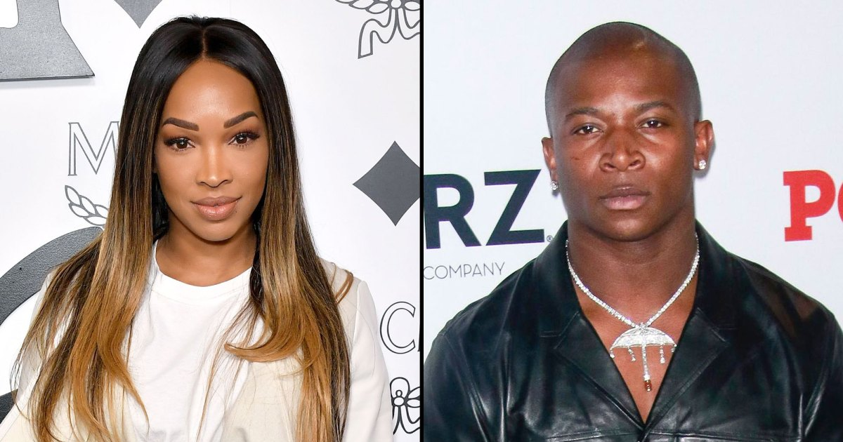 Pregnant Malika Haqq and Ex O.T. Genasis Get Manicures Together