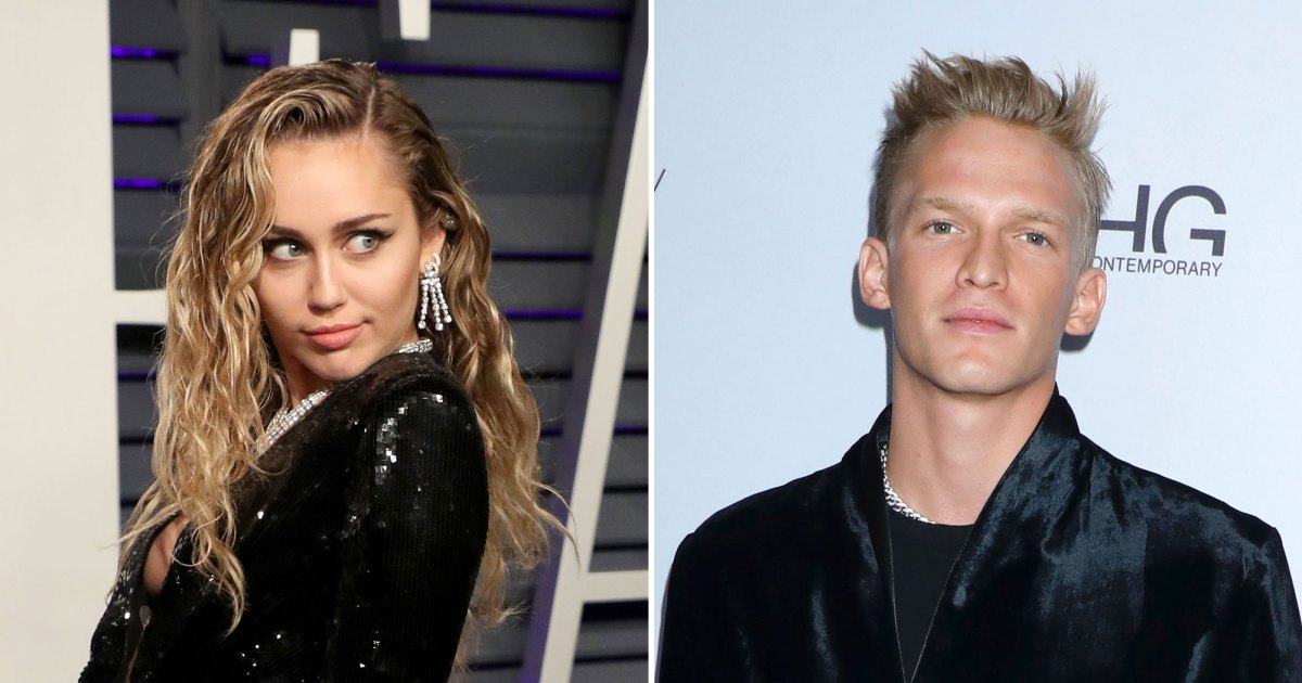 Miley Cyrus Comes Home From Hospital to Shirtless Cody Simpson