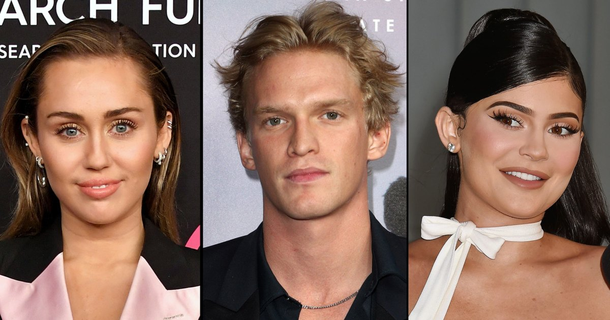 Oh, Boy! Miley Cyrus and Cody Simpson Cover Kylie Jenner's 'Rise and Shine'