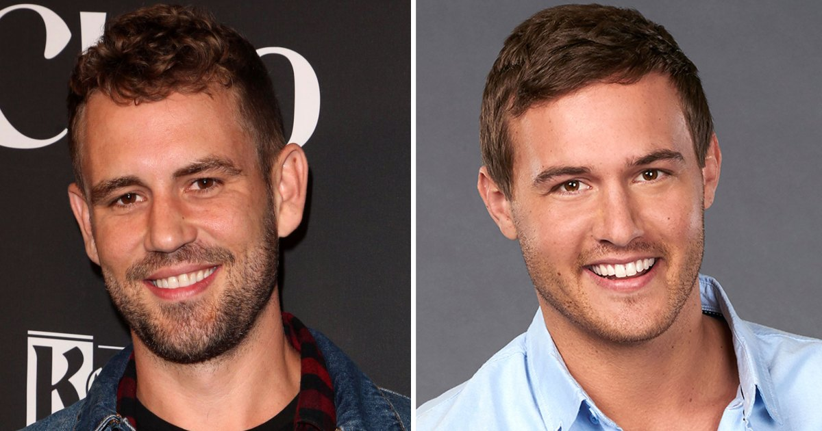 Nick Viall Pokes Fun at Peter Weber's Accident in Halloween Costume