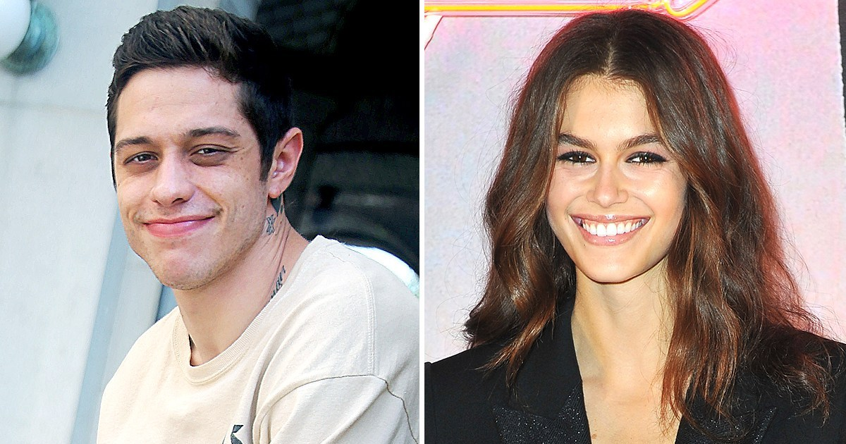 Pete Davidson Looked 'Happy' on Lunch Date With Kaia Gerber: Details!