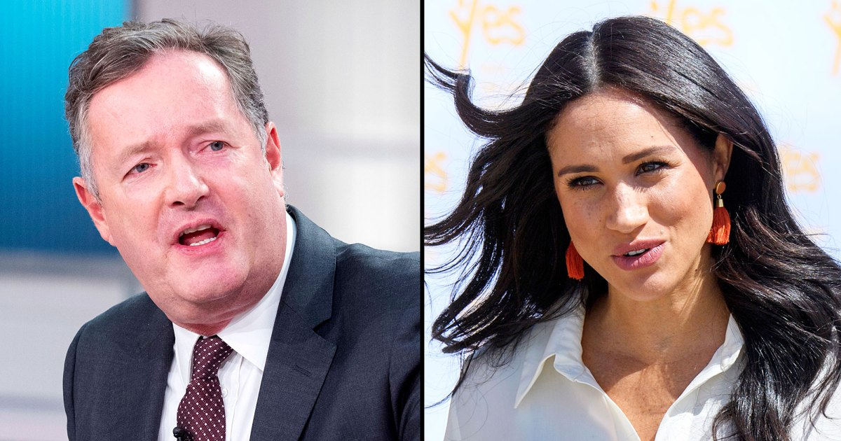 Piers Morgan: Duchess Meghan 'Needs to Stop Whining'