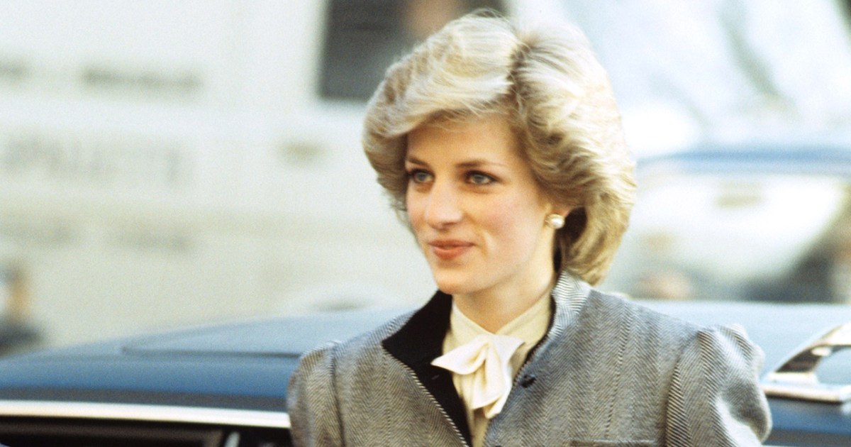 Princess Diana's Car Was 'Airborne' When It Crashed Above Speed Limit