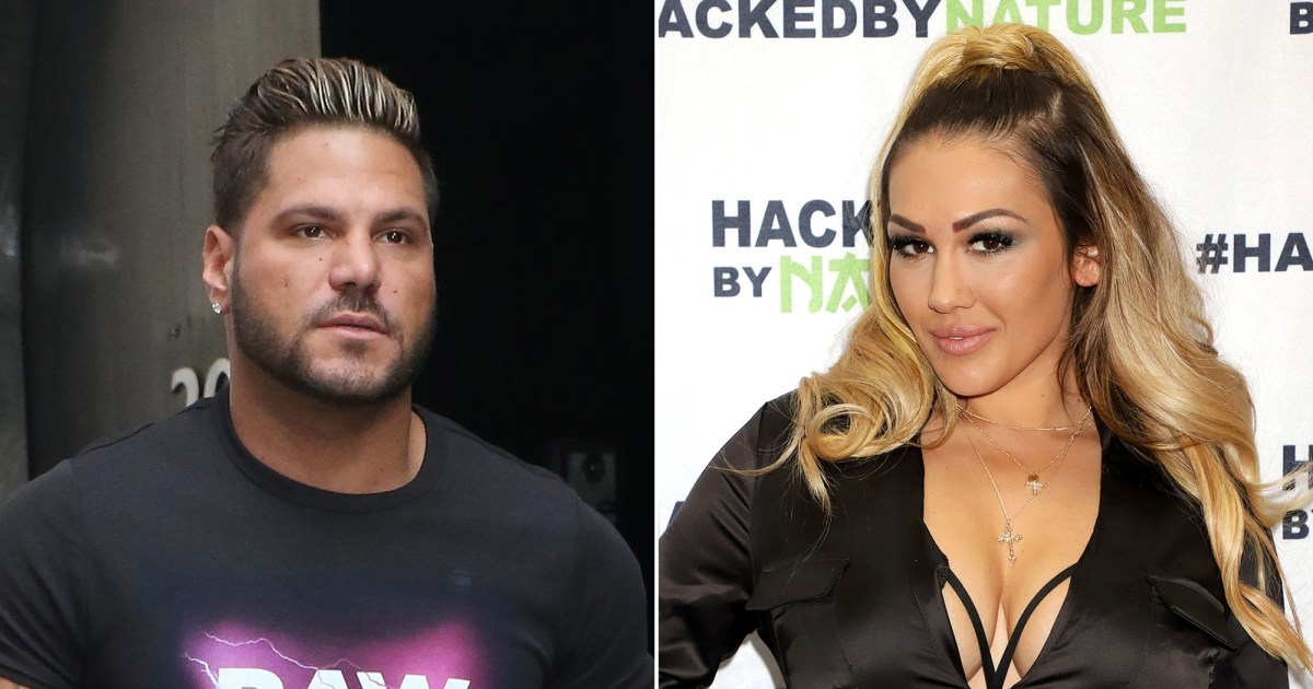 Ronnie Ortiz-Magro Tased, Arrested After Physical Altercation With Jen Harley