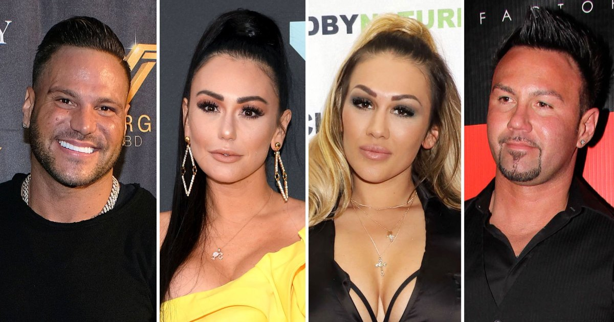 Ronnie Ortiz-Magro Reacts to JWoww Contacting Jen Harley