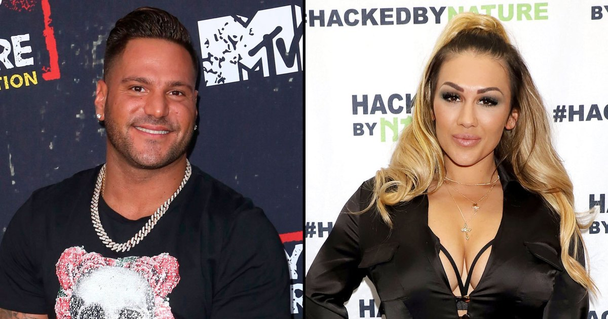 Ronnie Ortiz-Magro Ordered to Stay Away From Jen Harley After Arrest