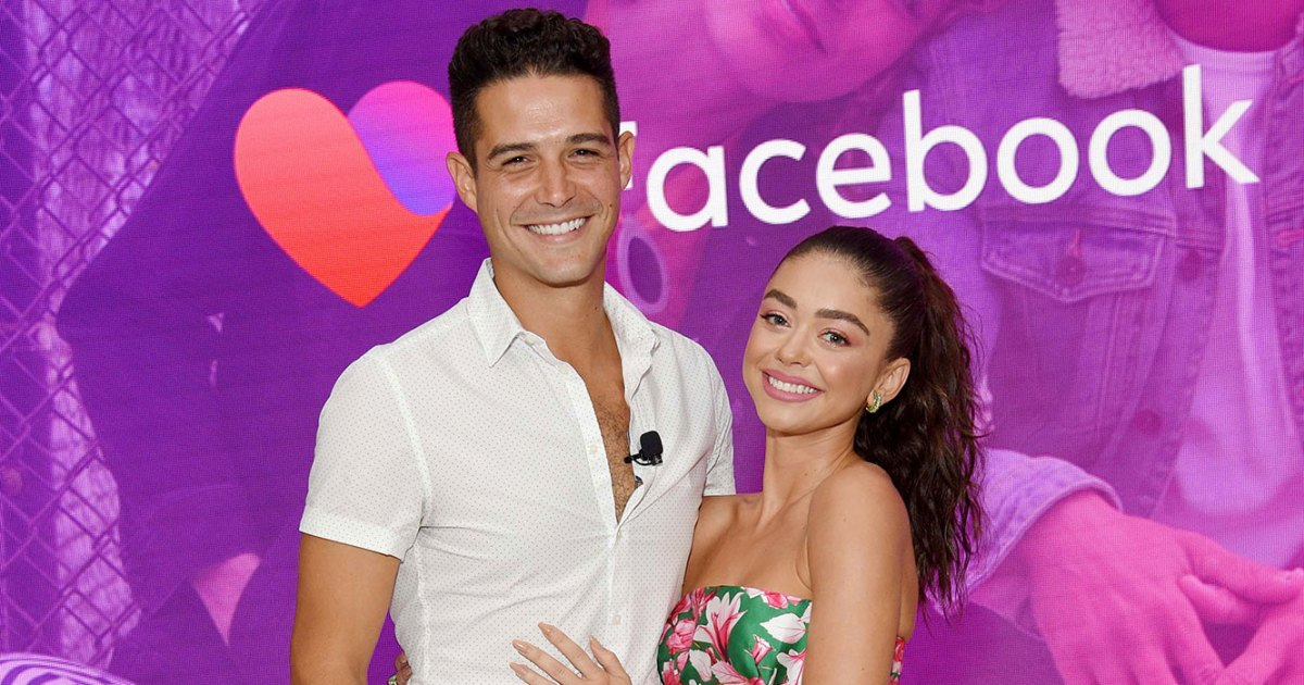 Sarah Hyland Shares Videos From the ER With Fiance Wells Adams