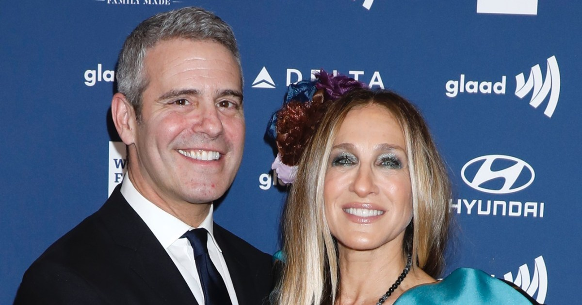 Best Pals! Sarah Jessica Parker, Andy Cohen's Dogs Bond While They're Away