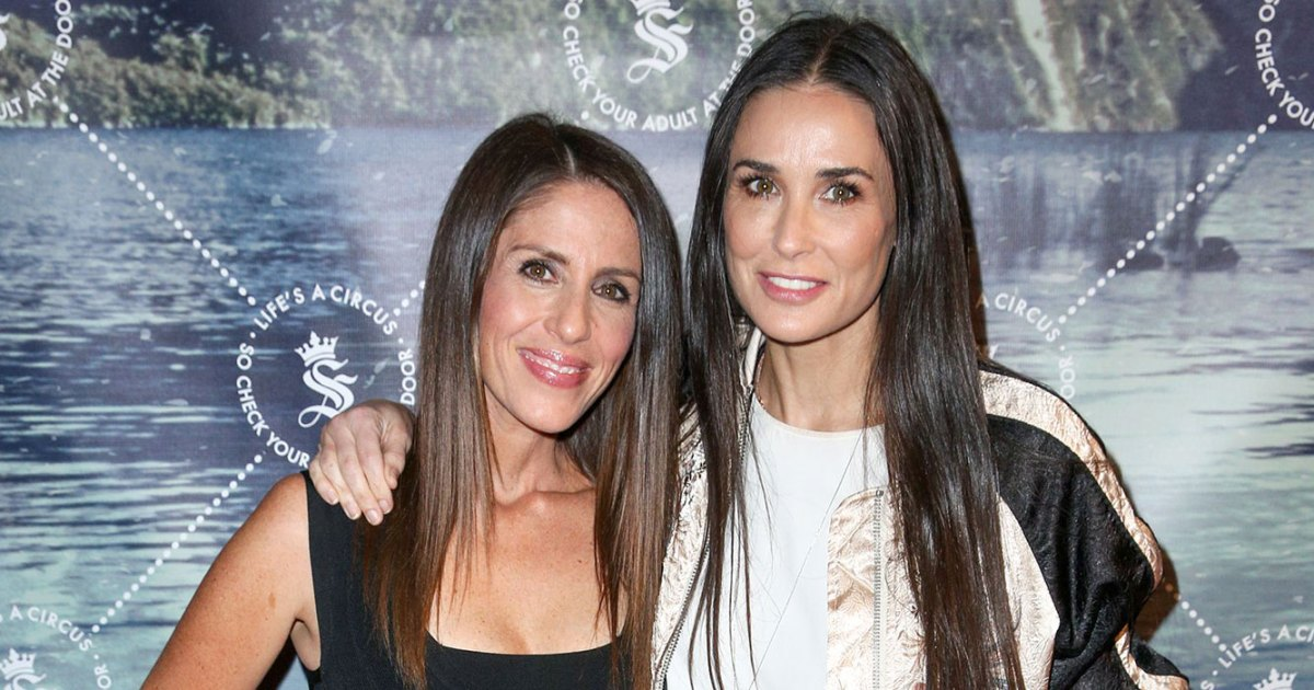 Soleil Moon Frye Praises 'Incredibly Brave' Friend Demi Moore for Her Book