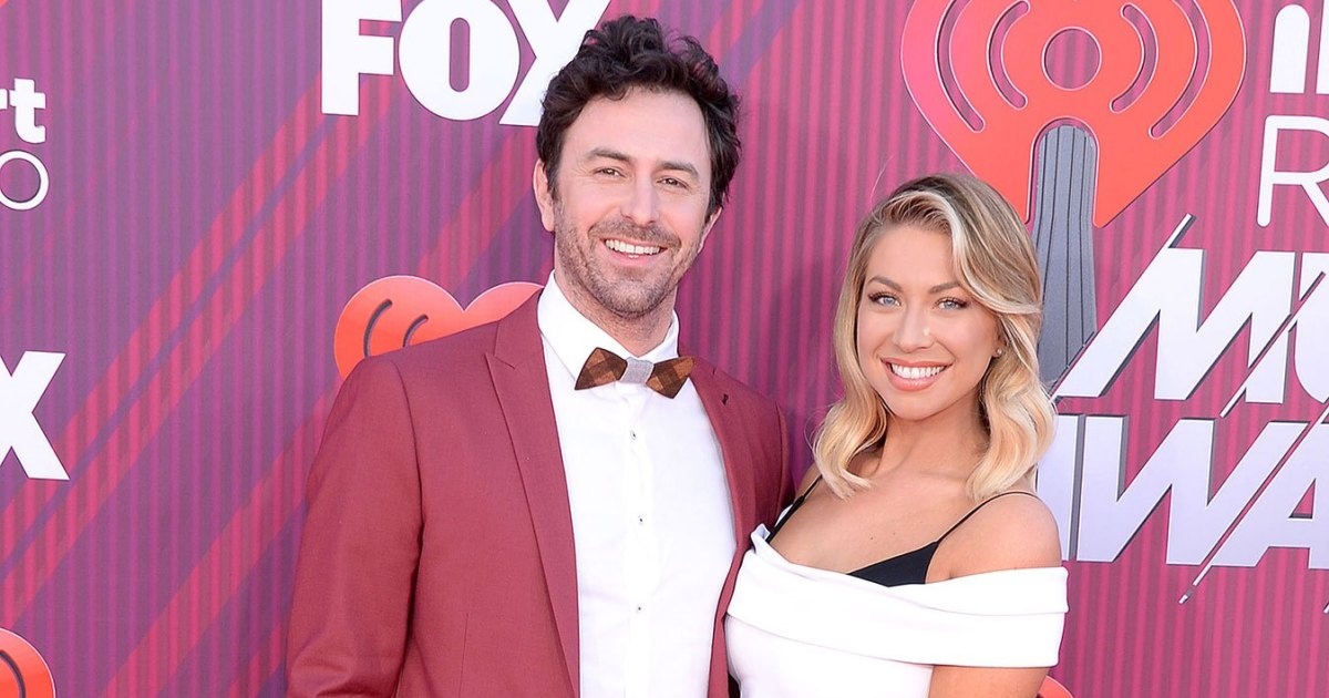 Stassi Schroeder Reveals She and Fiance Are 'Too Busy' to Hook Up