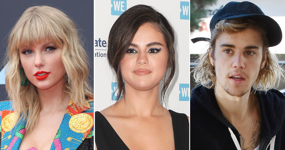 Taylor Swift Is 'Proud' of Selena Gomez for Shading Justin Bieber