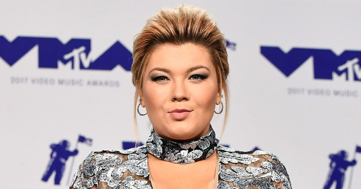 Teen Mom's Amber Portwood Gets Plea Deal After Arrest