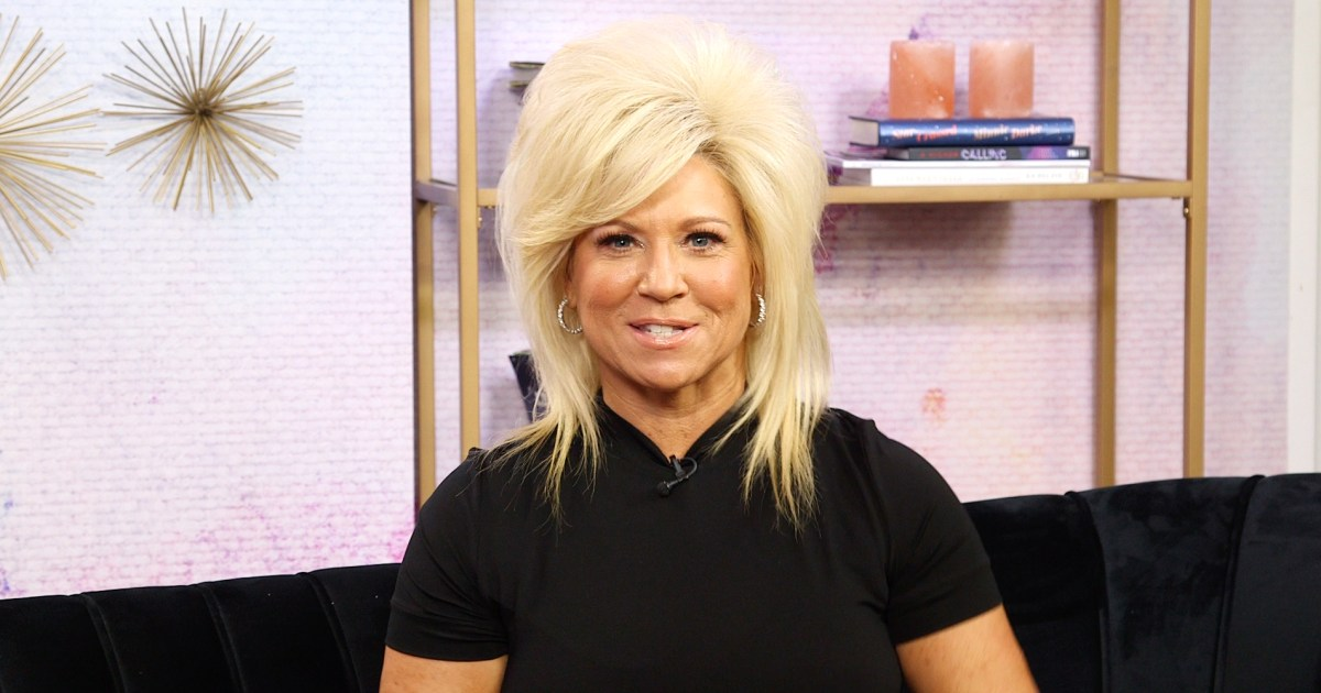 Theresa Caputo Was Mistaken for Herself on Halloween – Hear Her Story