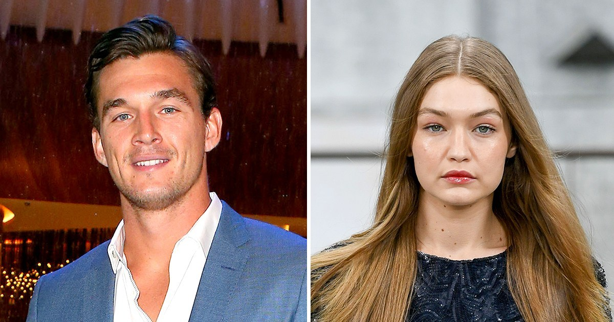 Tyler Cameron Reveals He's 'in Touch' With Gigi Hadid After Brief Romance