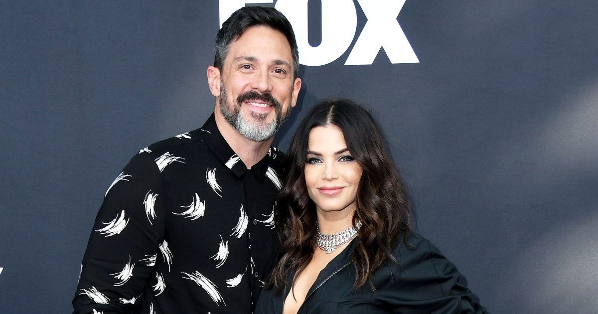 Why Jenna Dewan Cried Her Eyes Out the Day She Met Steve Kazee Years Ago