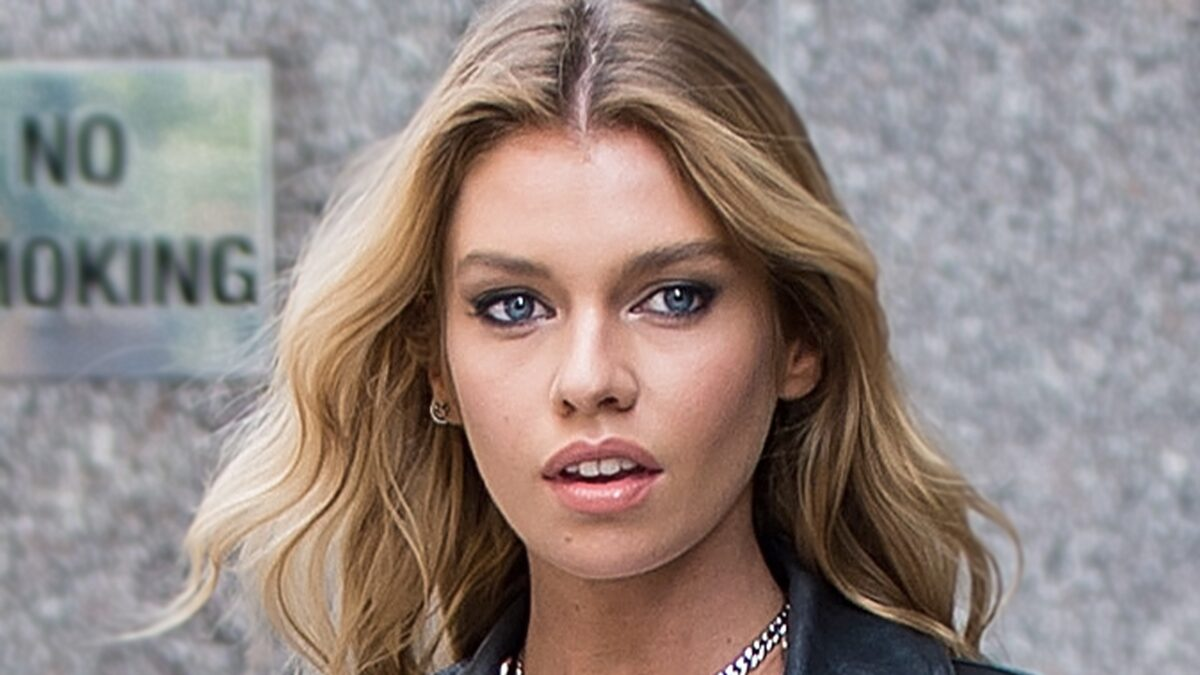 Victoria's Secret Model Stella Maxwell Gets Protection from Alleged Stalker