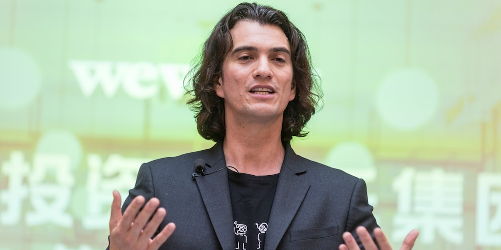 WeWork's biggest Chinese rival is reportedly planning to go public in the US this year