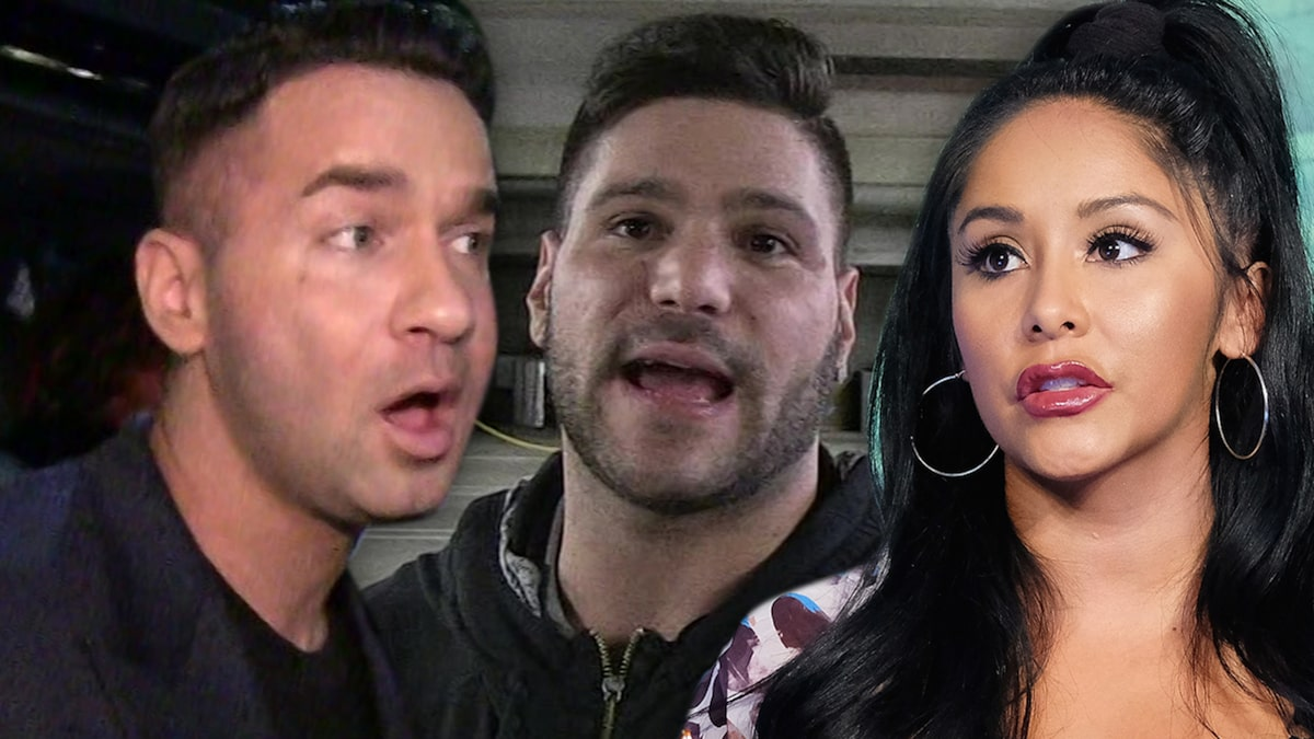 Mike 'The Situation' Says Ronnie's Ignoring Texts Since Arrest