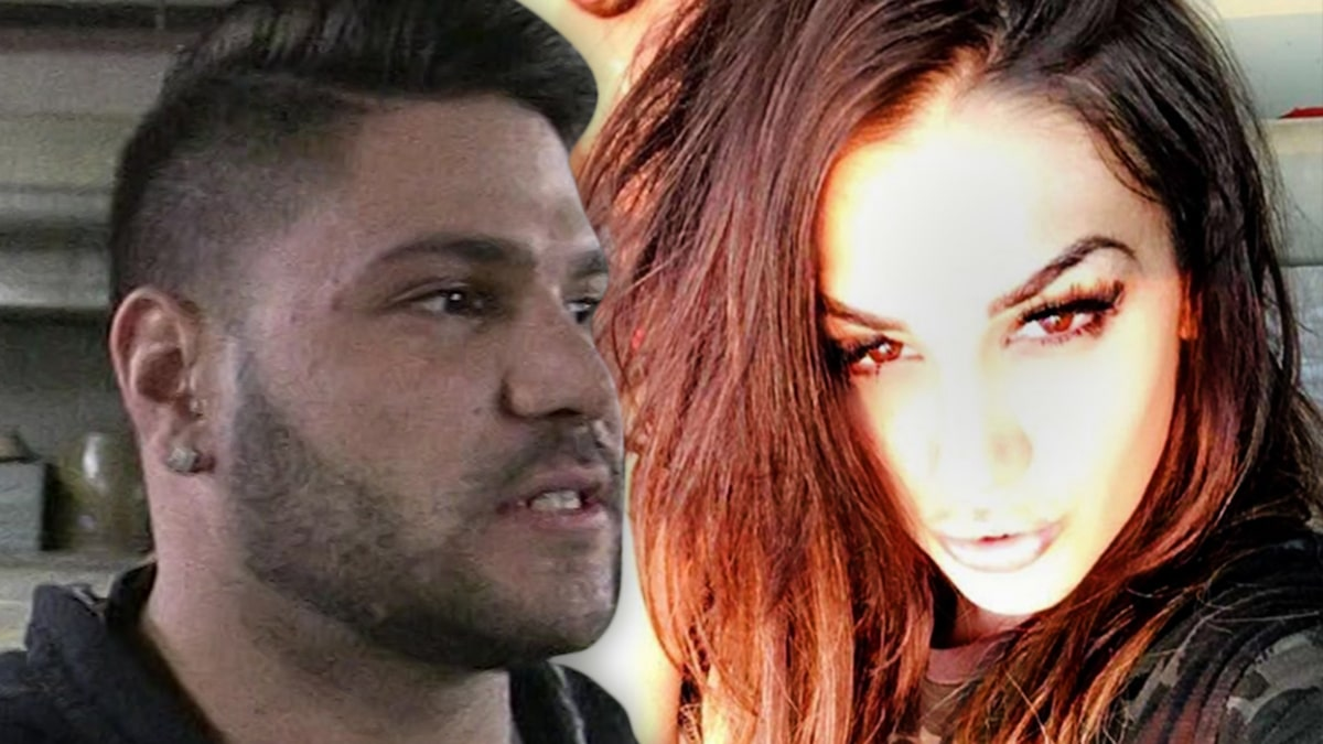 Ronnie Ortiz-Magro Denies Using Knife on Jen, Was Protecting Daughter