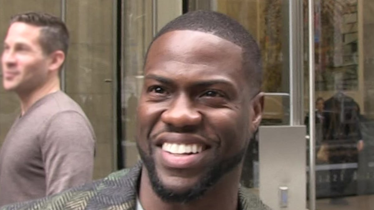 Kevin Hart Car Crash Caused By Sudden Acceleration and No One Wore Seat Belts