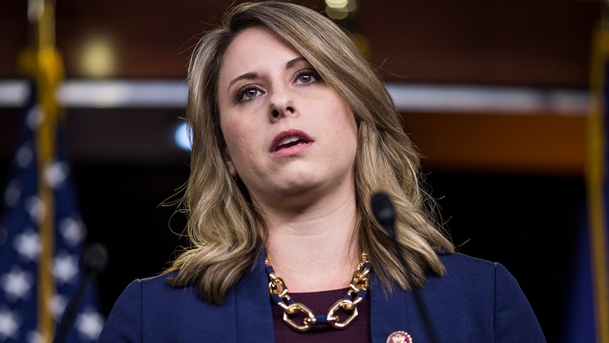Rep. Katie Hill Resigns from Congress, Blames 'Abusive' Husband