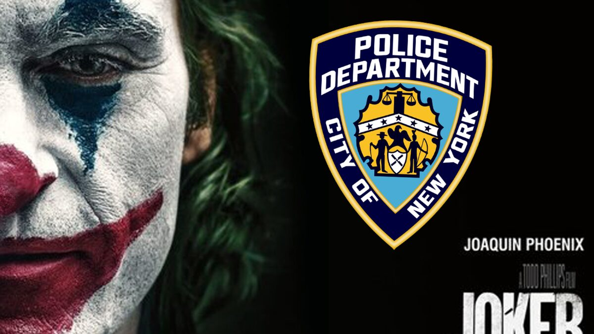 'Joker' Screenings in Theaters Across NYC to Get Police Patrol