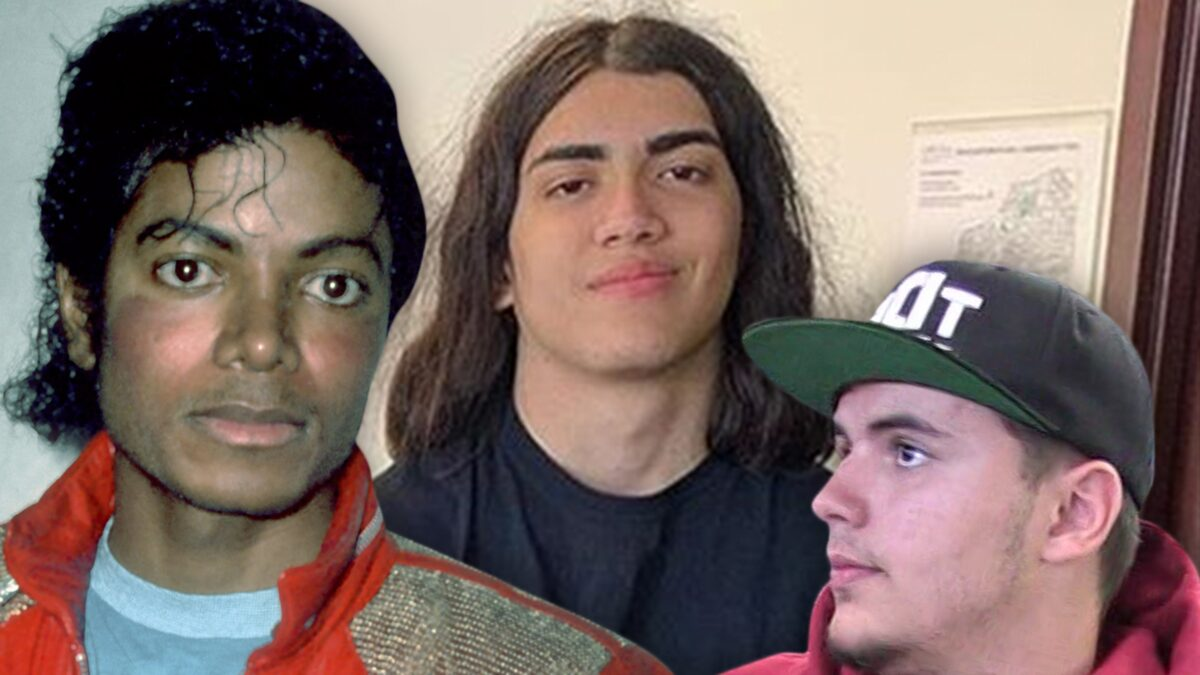 Michael Jackson's Son Hosts 'Thriller' Halloween Party at Family Estate