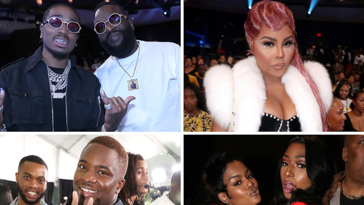 2019 BET Hip Hop Awards Behind the Scenes in Atlanta