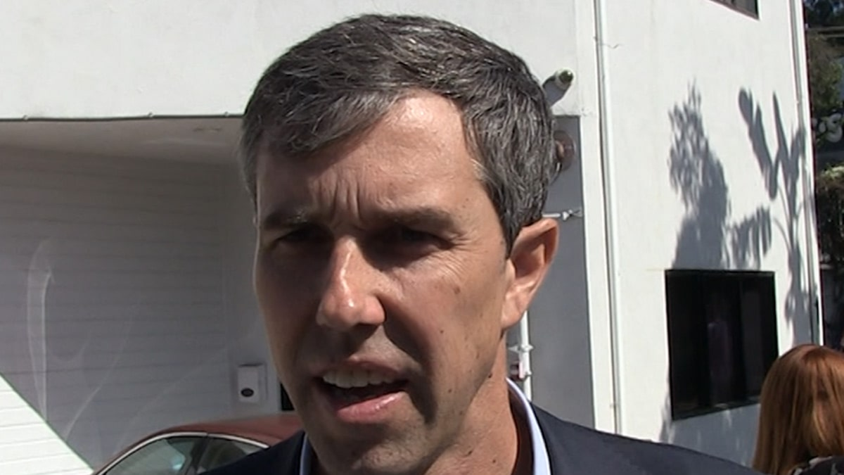 Beto O'Rourke Says Guns Alone are the Problem, Not Movies Like 'Joker'