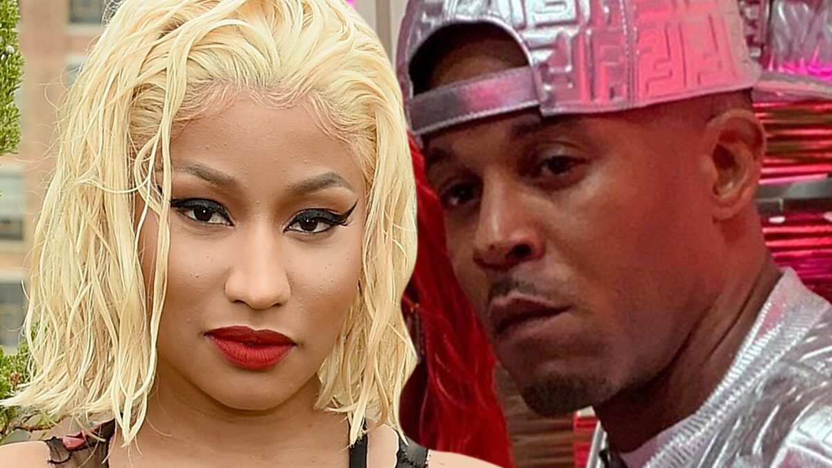 Nicki Minaj's Husband Buys Her Wedding Ring Valued at $1.1 Million