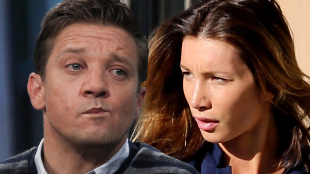 Jeremy Renner's Ex-Wife Wants Protection in Custody Case