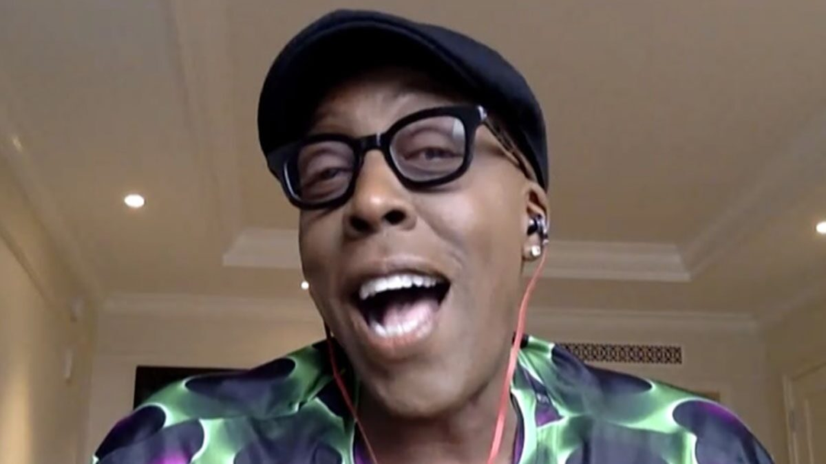 Arsenio Hall Says Being Rich Makes Me a Better Comic, I Can Say What I Want!