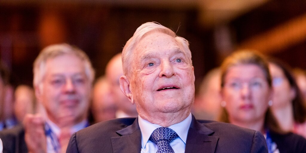 George Soros doesn't think Wall Street will determine the 2020 election