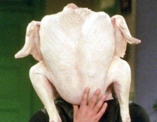 Friends Returning to the Big Screen for Thanksgiving